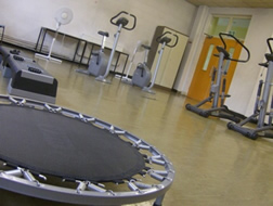 Exercise Equipment at the Cardiac Exercise Club