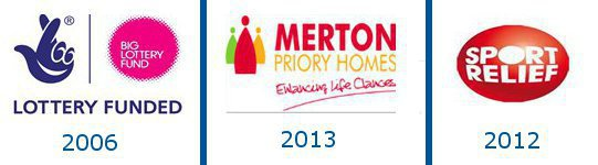 Sport Relief, Merton Homes and Lottery sponsor the Cardiac Club